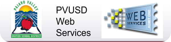 PVUSD Web Services