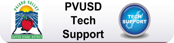 PVUSD Tech Support
