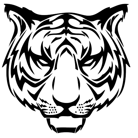 BEAST White Tiger Logo
